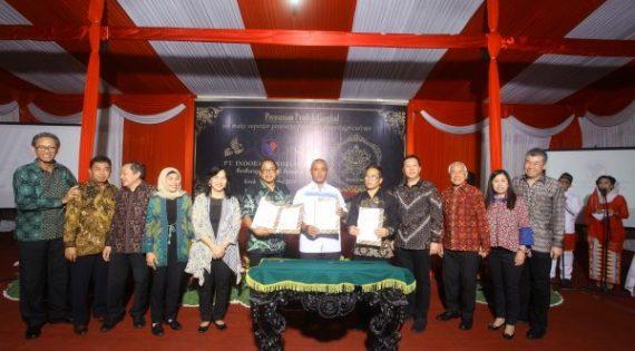 Penandatanganan Perjanjian Kerjasama